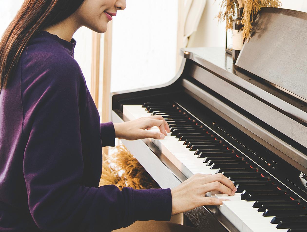 グランドピアノ・ギター・木管楽器など。響きを楽しみたい方におすすめの二重防音構造の物件