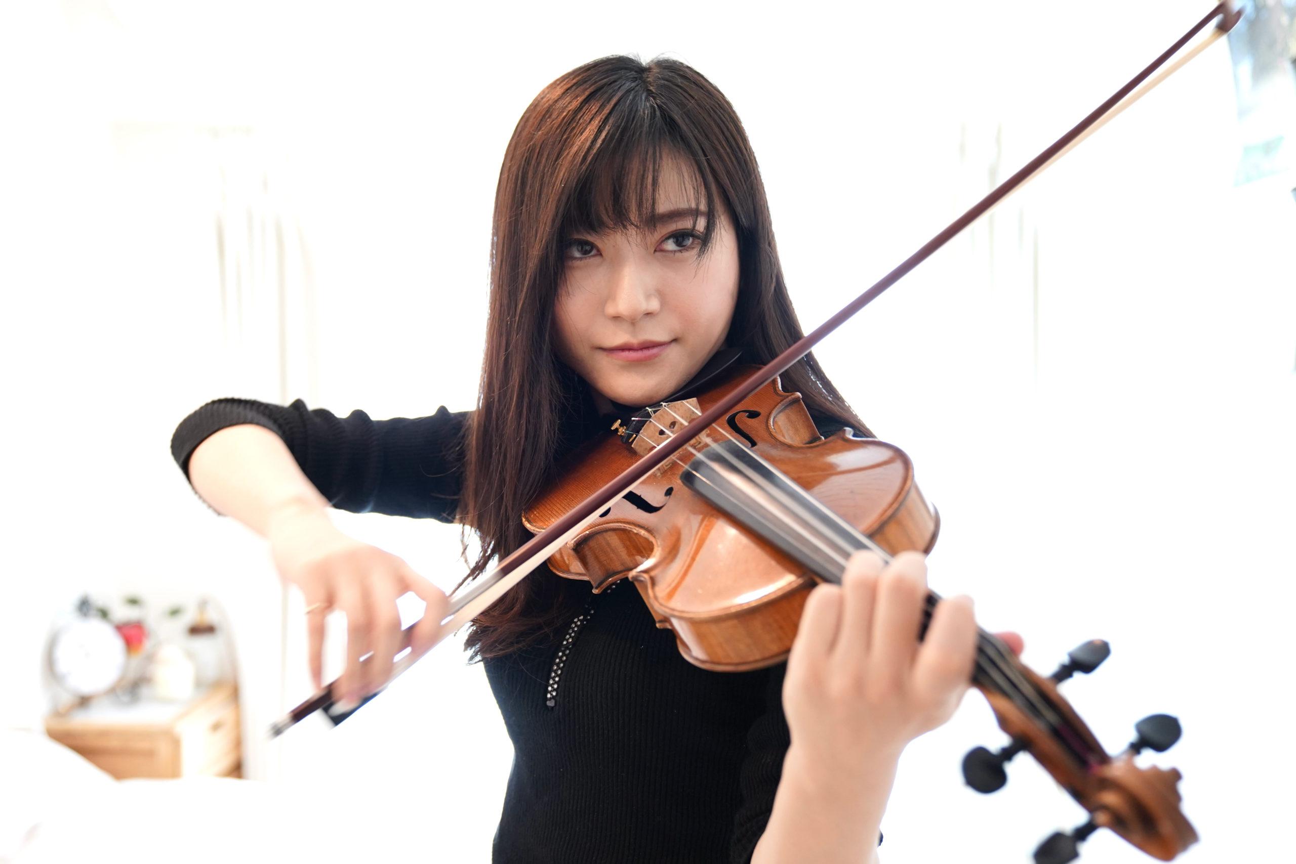 バイオリニスト 中村里奈さん「サウンドプルーフに住むようになり生活にゆとりが生まれました」